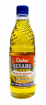 Dabur Sesame Oil(Gingelly oil) 1L