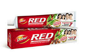 Dabur Red Herbal Toothpaste 200GM