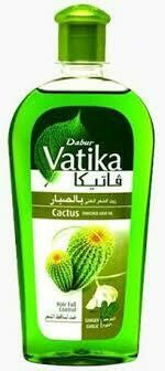 Dabur Vatika  Cactus Enriched Hair Oil 300ml