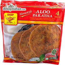 Deep Aloo Paratha