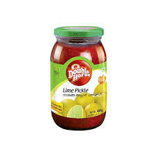 Dh Hot&sweet Lime Dates Pickle 400gm