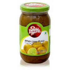 Dh White Lime Pickle 400gm