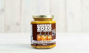 EBESSE ZOZO HOT SAUCE HOT COCONUT MILK