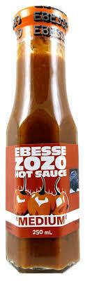 EBESSO HOT SAUCE MEDIUM