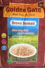 GOLDEN GATE- BROWN BASMATI RICE 10LB