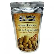 Golden Panda Roasted Peanuts With Honey Butter Flavour
