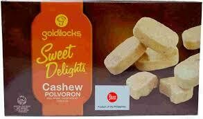 Goldilocks Delights Cashew Cookies 300gm