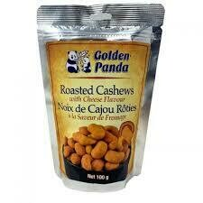 Golden Panda Roasted Peanuts With Cheese Flavour 100gm