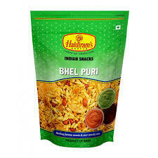 Haldirams Bhelpuri Mixture