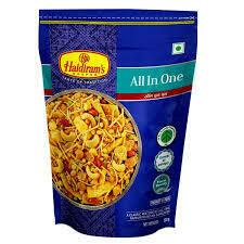 Haldirams All In One Snacks 350gm