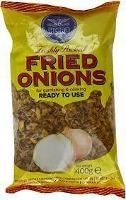 Heer Fried Onion