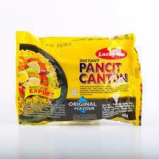 Instant Pancit Canton Chowmein Noodles 60gm*6
