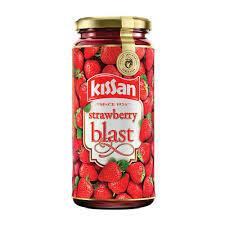 Kissan Starwbery Jam