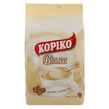Kopiko Blanca Creamy Coffee Mix 30gm