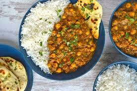 Ktk Channa Masala Lunch combo