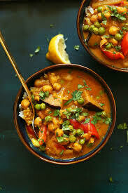 Ktk Chick Pea Curry 1 ltr