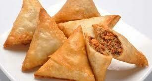 KTK  Chicken Samosa 4PCS