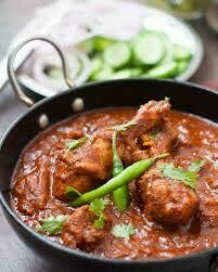 KTK Meat Chicken Vindaloo Masala 4pcs