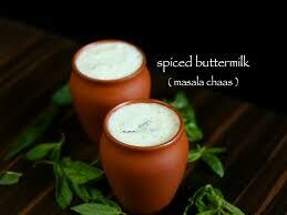 Ktk Masala Butter Milk 1LTR