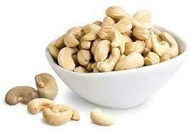 KTK Raw CASHEW NUTS 500GM