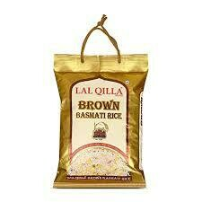 Lal Qilla Brown Basmathi Rice