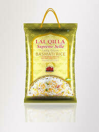 Lal Qilla Supreme Sella Basmati Rice 10lb