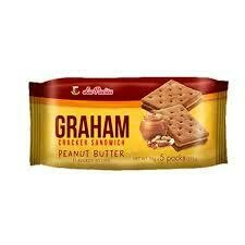 La Pacita Graham Cracker Peanut Butter 125gm