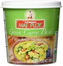 Mae Ploy Green Curry Paste