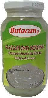 Macapuno String Bulacan