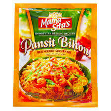 Mama Sitas Rice Noodle Stir Fry Mix 40gm