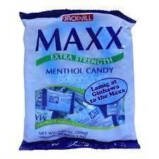 Maxx Menthol Candy 200gm