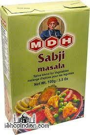 Mdh Sabji Masala 100gm