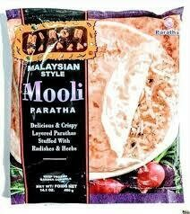 Mirch Masala Mooli Paratha