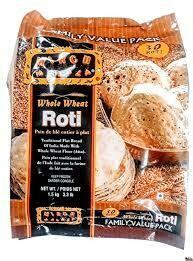 Mirch Masala Whole Wheat Roti 30pcs