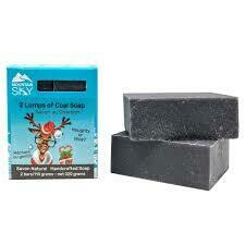 Mountain Sky 2 Lumps Of Coal Soap