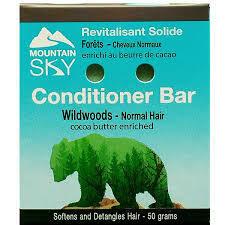 Mountain Sky Conditioner Bar