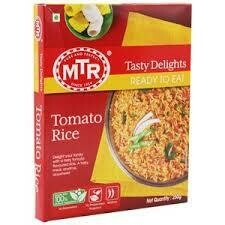 Mtr Tomato Rice  Ready To Eat 250 Gm