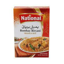 NATIONAL BOMBAY BIRYANI 70GM