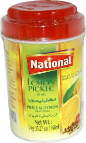 National Lemon Pickle 1KG