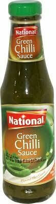 National Green Chilli Sauce