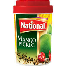 National Mango Pickle 1kg