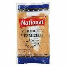 NATIONAL VERMICELLI 150GM