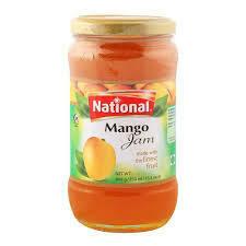 NATIONAL- MANGO SPREAD 440GM