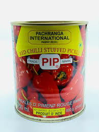 PACHRANGA- RED CHILLI STUFFED PICKLE 800GM