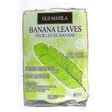Old Manila Banana Leaves 1lbs