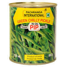 PACHRANGA- GREEN CHILLI PICKLE