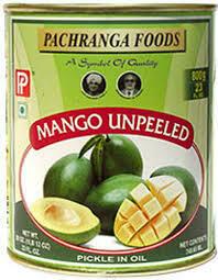 Pachranga Mango Unpeeled Pickle 800gm