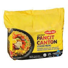 Pancit Canton  ChowMein Noodles Original Flavour 60gm