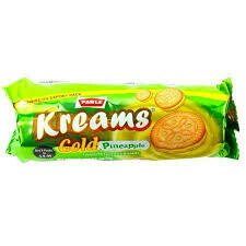 PARLE KREAMS GOLD PINEAPPLE 66.7GM