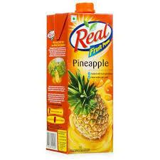 Pineapple Dabur Real